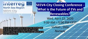 SEEV4-City Closing Conference - What is the Future of EVs and Renewables?