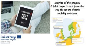 SEEV4-City Webinar - Insights of the project: 6 pilot projects that pave the way for smart electric mobility solutions @ Online - Zoom Webinar