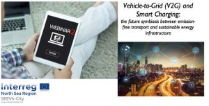 SEEV4-City Webinar - Vehicle-to-Grid (V2G) and Smart Charging: the future symbiosis between emission-free transport and sustainable energy infrastructure @ Online - Zoom Webinar