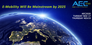 AEC2020 - E-Mobility Will be Mainstream by 2025