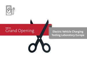 Grand Opening of UL's Electric Vehicle Charging Testing Laboratory @ Online