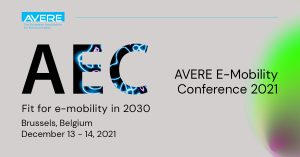 AEC2021 - Fit for E-mobility in 2030 @  SQUARE Conference Centre, Brussels